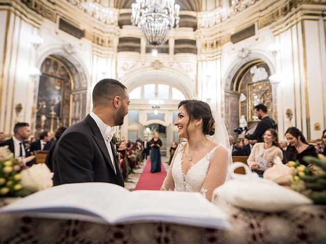 Il matrimonio di Ramona e Francesco a Catania, Catania 32