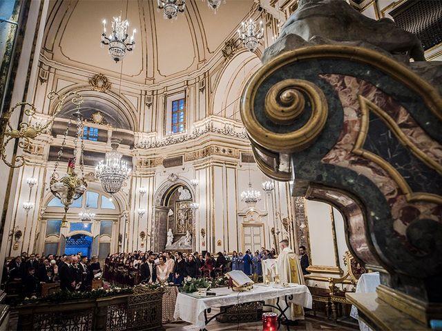 Il matrimonio di Ramona e Francesco a Catania, Catania 34
