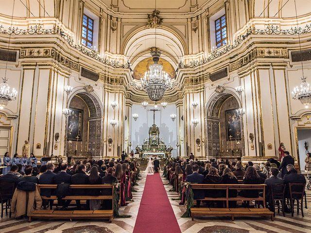 Il matrimonio di Ramona e Francesco a Catania, Catania 36
