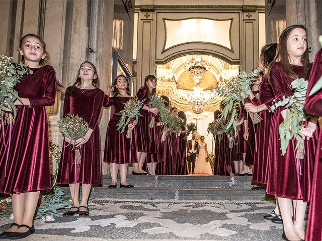 Il matrimonio di Ramona e Francesco a Catania, Catania 38