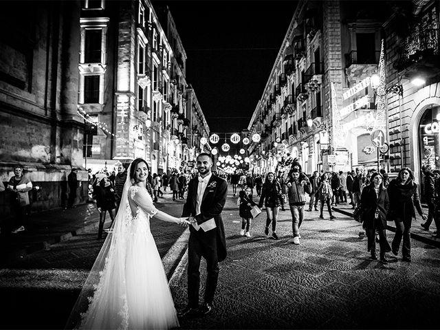Il matrimonio di Ramona e Francesco a Catania, Catania 40