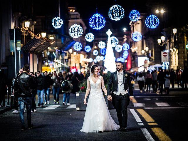 Il matrimonio di Ramona e Francesco a Catania, Catania 43