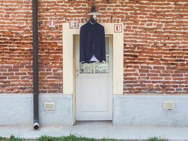 Il matrimonio di Alessandro e Silvia a Besate, Milano 2