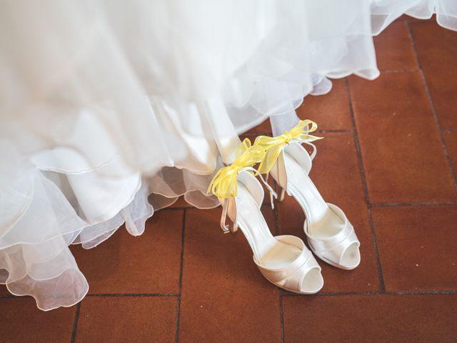 Il matrimonio di Alessandro e Silvia a Besate, Milano 5