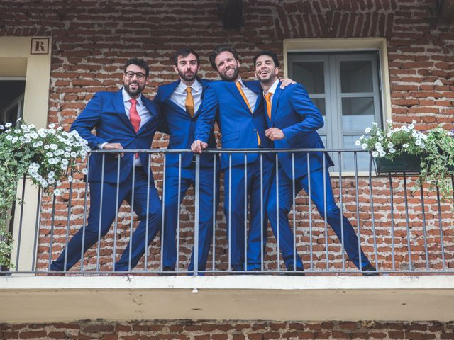 Il matrimonio di Alessandro e Silvia a Besate, Milano 14
