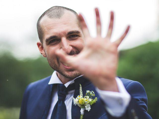Il matrimonio di Alessandro e Silvia a Besate, Milano 16