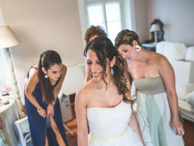 Il matrimonio di Alessandro e Silvia a Besate, Milano 25