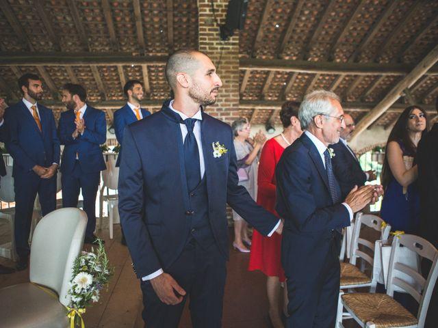 Il matrimonio di Alessandro e Silvia a Besate, Milano 29