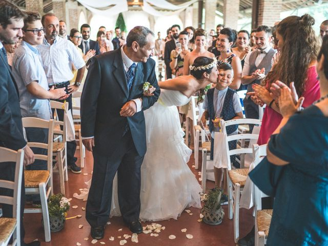 Il matrimonio di Alessandro e Silvia a Besate, Milano 31