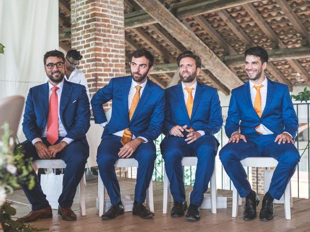 Il matrimonio di Alessandro e Silvia a Besate, Milano 34