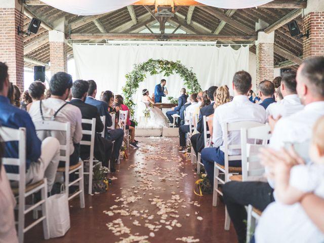 Il matrimonio di Alessandro e Silvia a Besate, Milano 37
