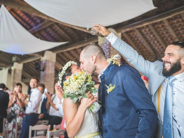 Il matrimonio di Alessandro e Silvia a Besate, Milano 45