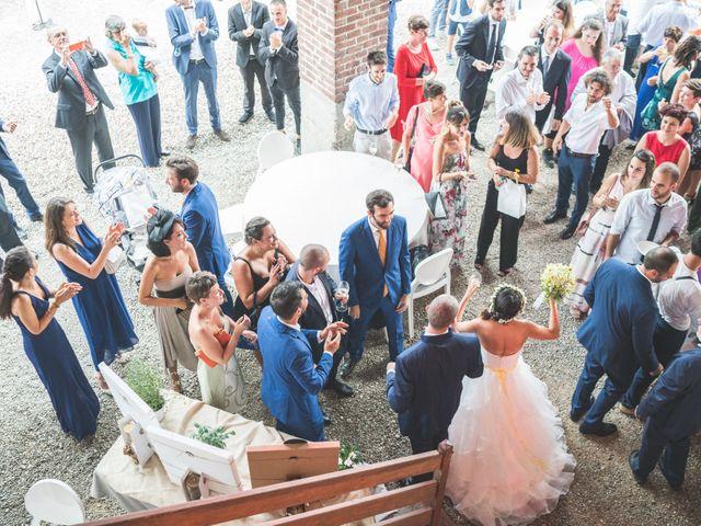 Il matrimonio di Alessandro e Silvia a Besate, Milano 48