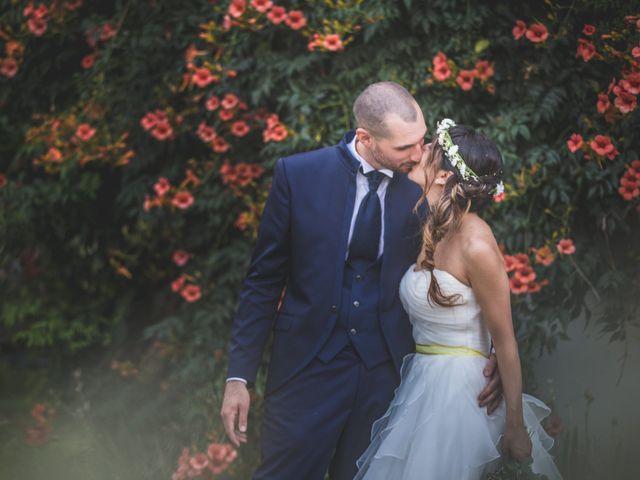 Il matrimonio di Alessandro e Silvia a Besate, Milano 52