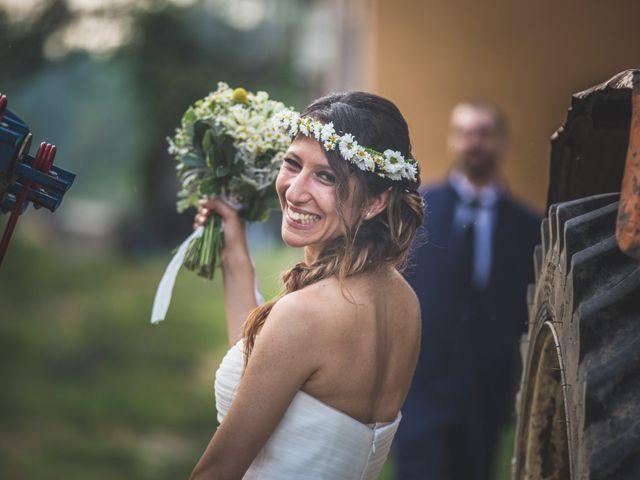 Il matrimonio di Alessandro e Silvia a Besate, Milano 53