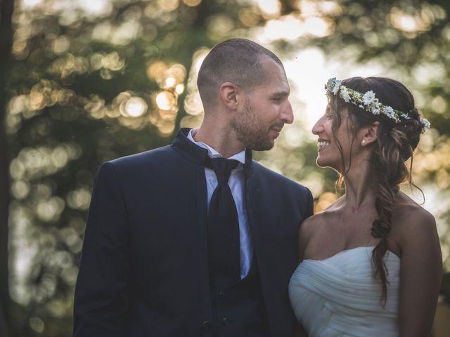 Il matrimonio di Alessandro e Silvia a Besate, Milano 57