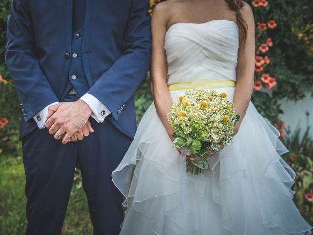 Il matrimonio di Alessandro e Silvia a Besate, Milano 58