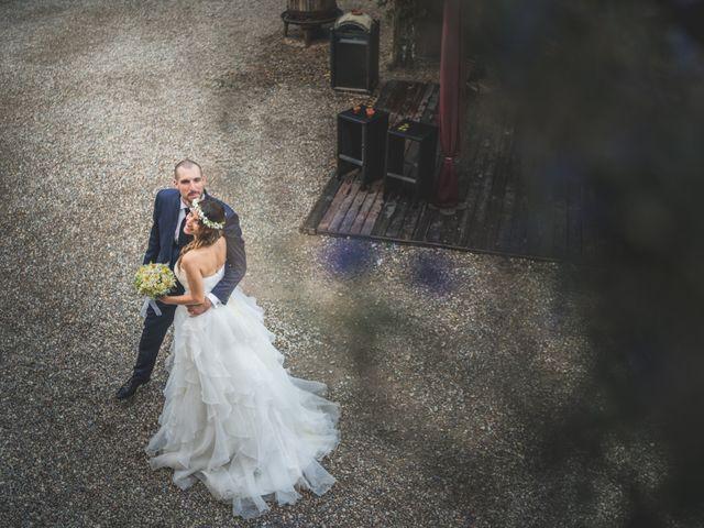 Il matrimonio di Alessandro e Silvia a Besate, Milano 60