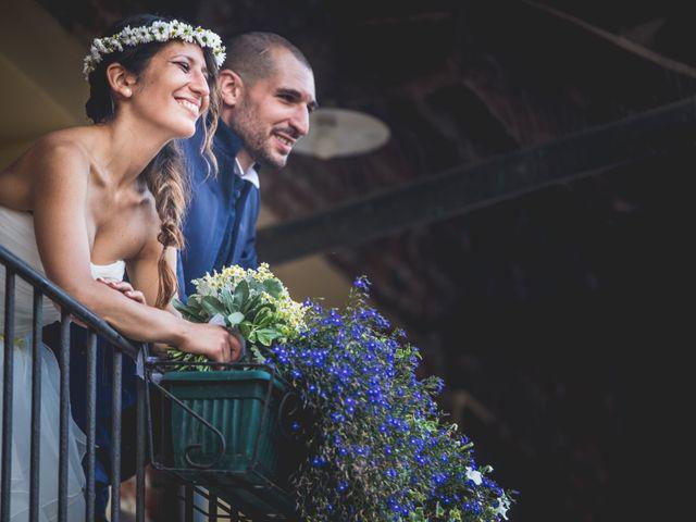 Il matrimonio di Alessandro e Silvia a Besate, Milano 62