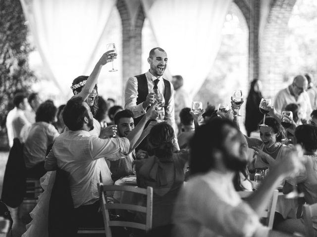 Il matrimonio di Alessandro e Silvia a Besate, Milano 65