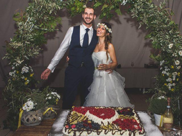 Il matrimonio di Alessandro e Silvia a Besate, Milano 67
