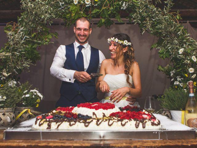 Il matrimonio di Alessandro e Silvia a Besate, Milano 68