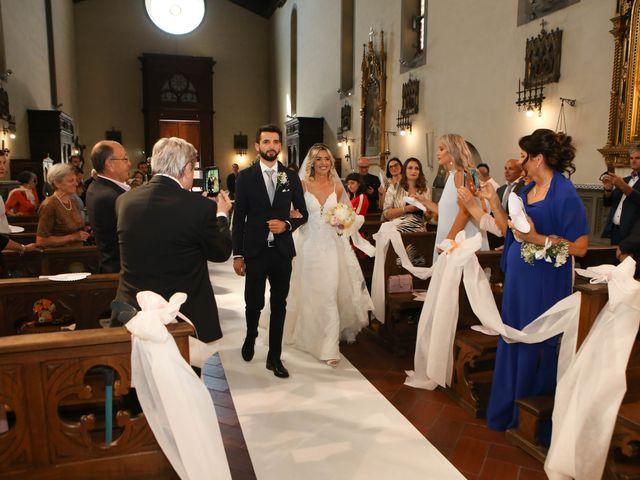 Il matrimonio di Matteo e Alma a Prato, Prato 9