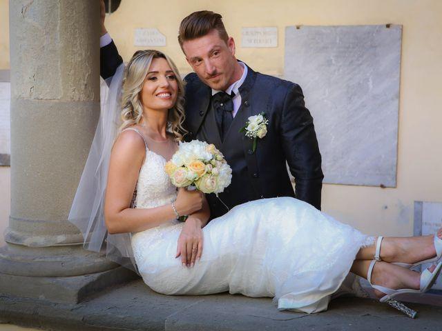 Il matrimonio di Matteo e Alma a Prato, Prato 10