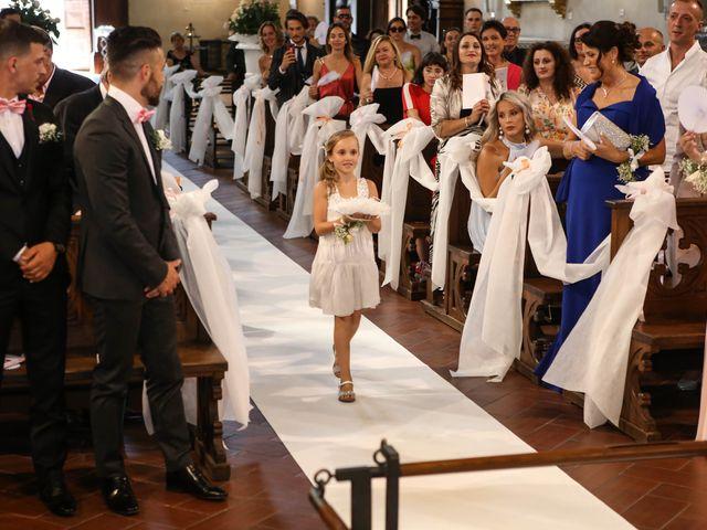 Il matrimonio di Matteo e Alma a Prato, Prato 28