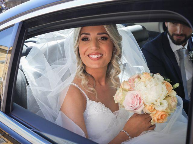 Il matrimonio di Matteo e Alma a Prato, Prato 37