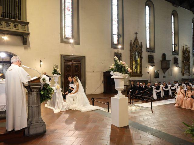 Il matrimonio di Matteo e Alma a Prato, Prato 40