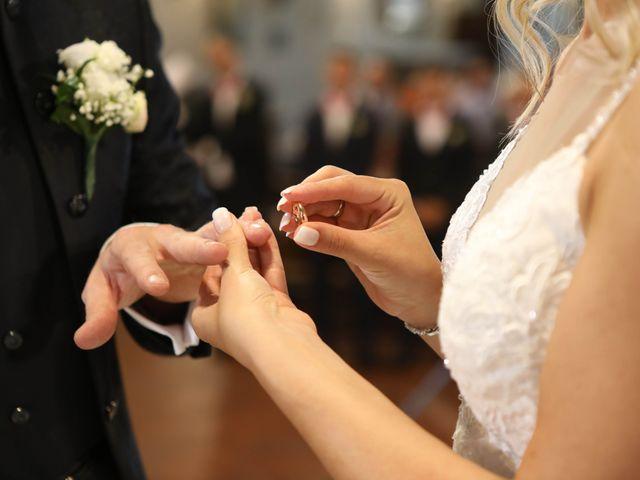 Il matrimonio di Matteo e Alma a Prato, Prato 42