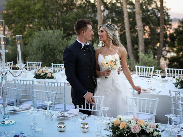 Le nozze di Alma e Matteo