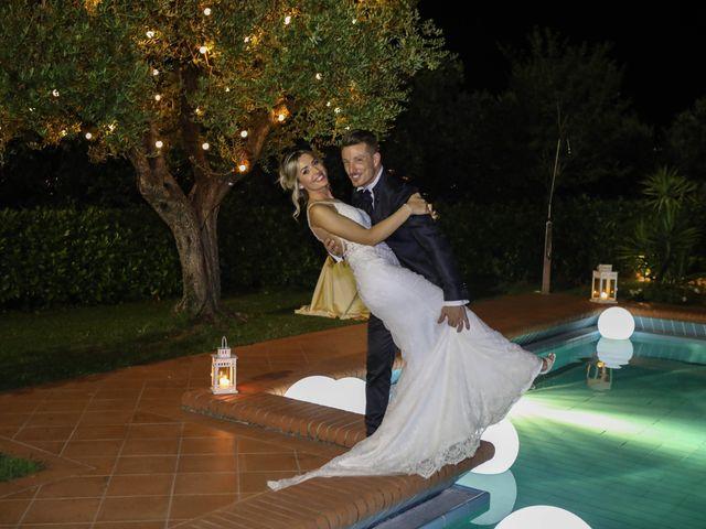 Il matrimonio di Matteo e Alma a Prato, Prato 65