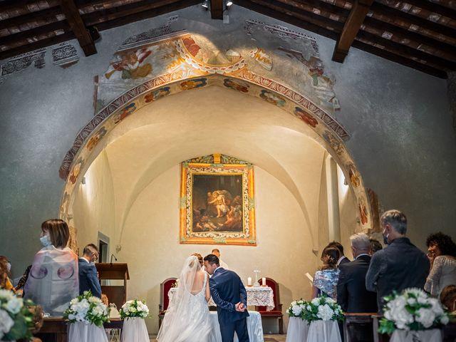 Il matrimonio di Simone e Monica a Monasterolo del Castello, Bergamo 7