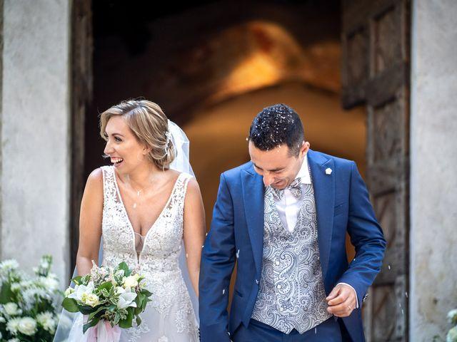 Il matrimonio di Simone e Monica a Monasterolo del Castello, Bergamo 8