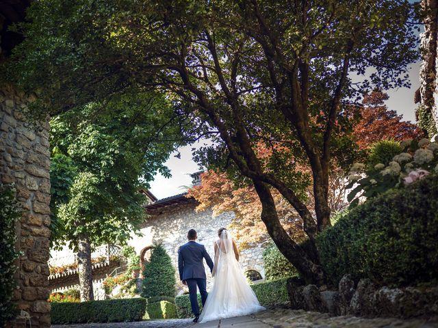 Il matrimonio di Simone e Monica a Monasterolo del Castello, Bergamo 9