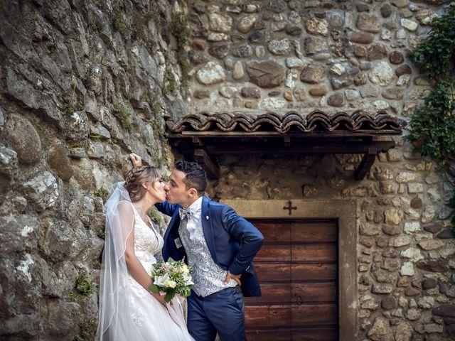 Il matrimonio di Simone e Monica a Monasterolo del Castello, Bergamo 10