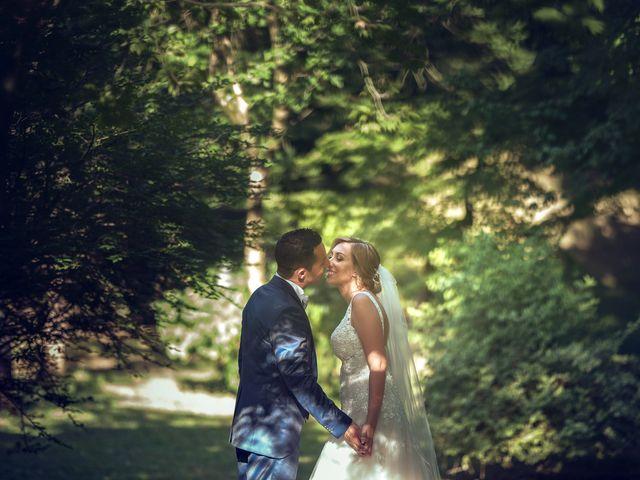 Il matrimonio di Simone e Monica a Monasterolo del Castello, Bergamo 13