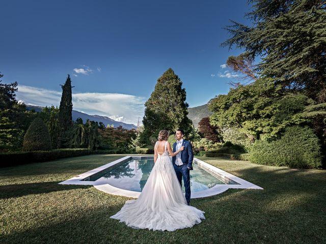 Il matrimonio di Simone e Monica a Monasterolo del Castello, Bergamo 17