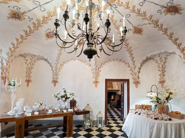 Il matrimonio di Simone e Monica a Monasterolo del Castello, Bergamo 20
