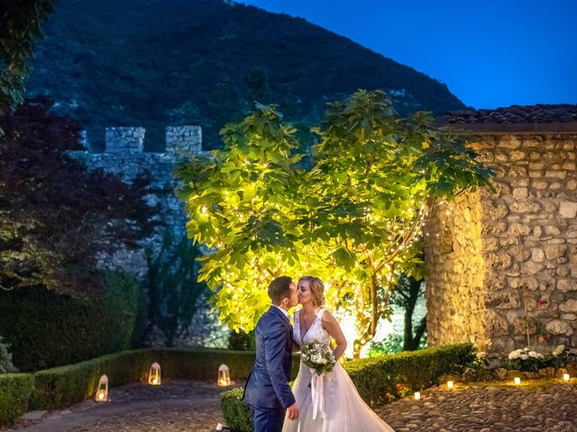 Il matrimonio di Simone e Monica a Monasterolo del Castello, Bergamo 22