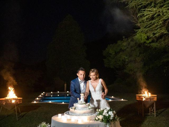 Il matrimonio di Simone e Monica a Monasterolo del Castello, Bergamo 24