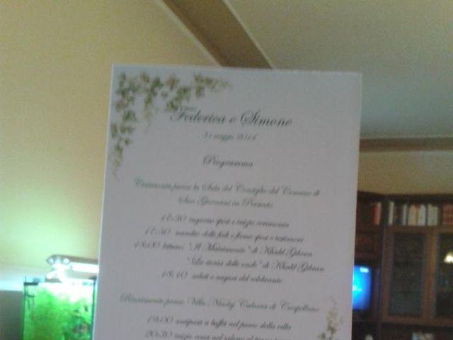 Il matrimonio di Simone e Federica a San Giovanni in Persiceto, Bologna 10