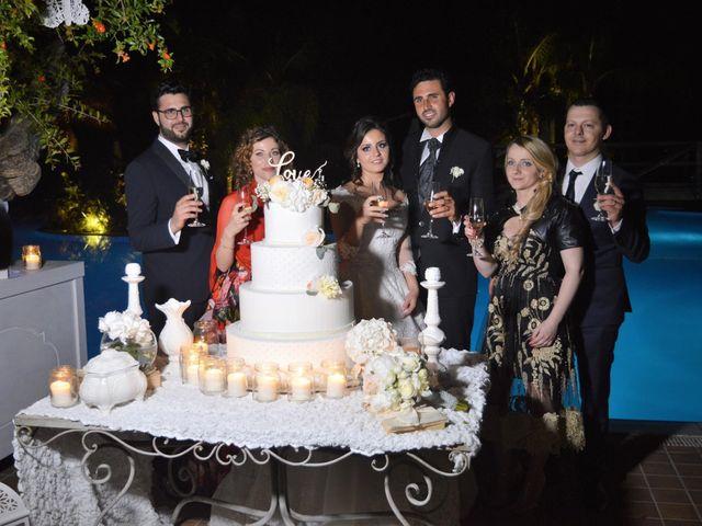 Il matrimonio di Annachiara e Luca a Salerno, Salerno 45