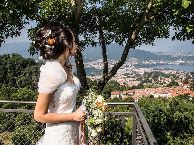 Il matrimonio di Daniele e Silvia a Casatenovo, Lecco 1