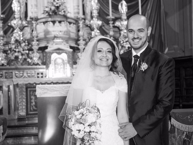 Il matrimonio di Daniele e Silvia a Casatenovo, Lecco 6