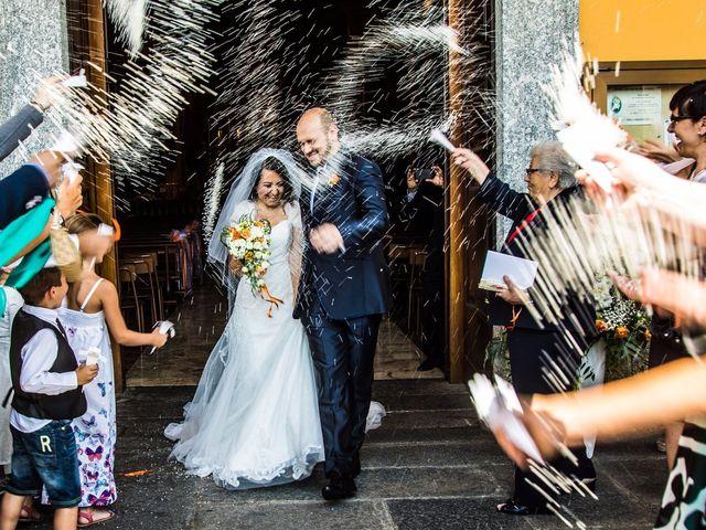 Il matrimonio di Daniele e Silvia a Casatenovo, Lecco 7
