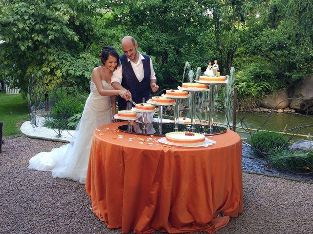 Il matrimonio di Daniele e Silvia a Casatenovo, Lecco 11