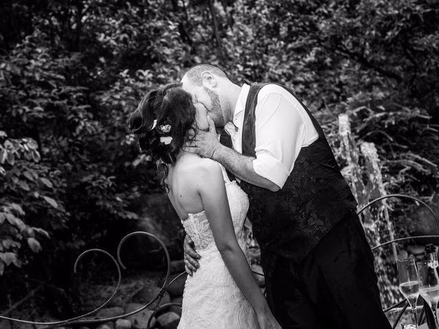 Il matrimonio di Daniele e Silvia a Casatenovo, Lecco 12